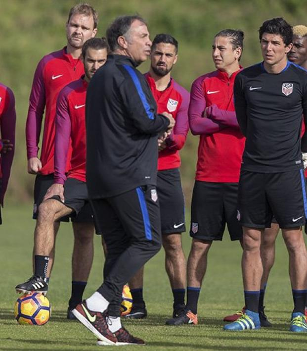 USMNT annual January training camp