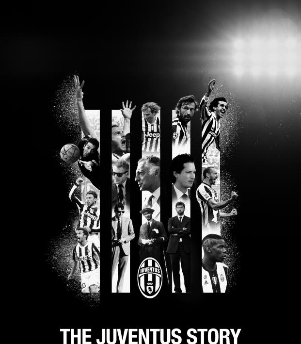 The Juventus Story: Black and White Stripes will be available in the United States this fall.
