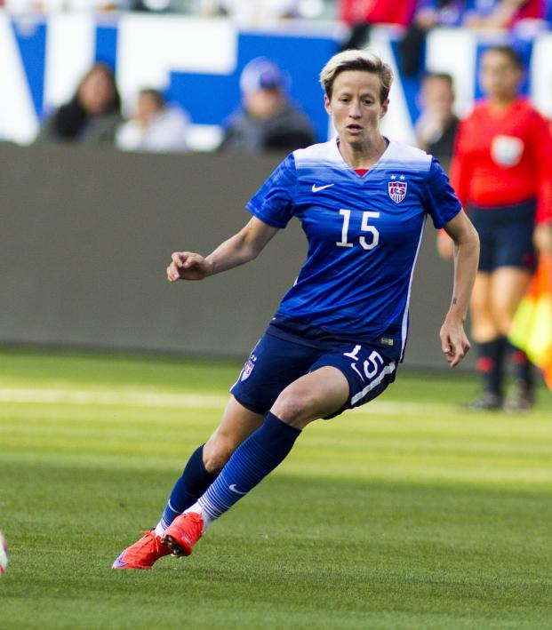Megan Rapinoe Player