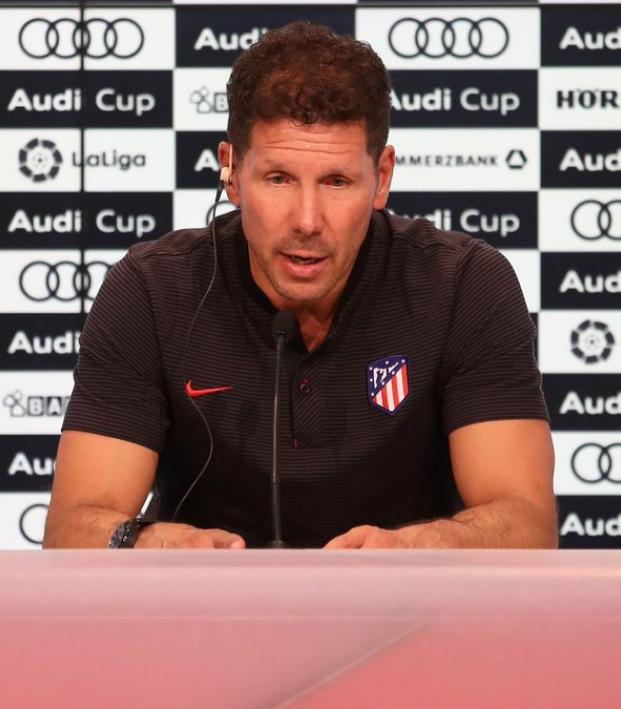 Diego Simeone Mothers Quote