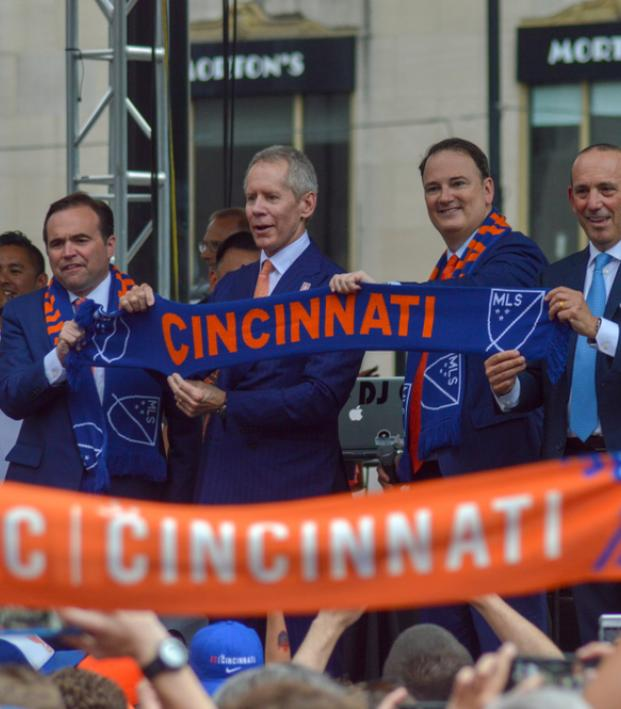 MLS welcomes FC Cincinnati