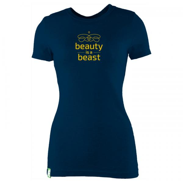 Beauty Is A Beast Women's T-Shirt