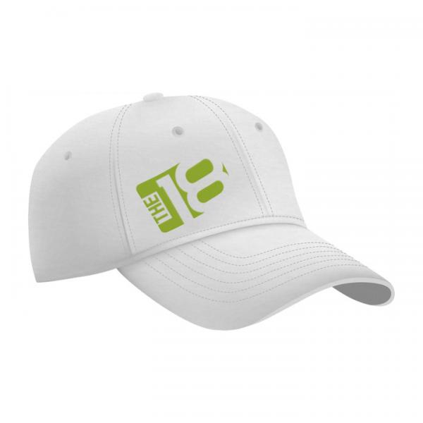 The18 Limited Edition White Hat