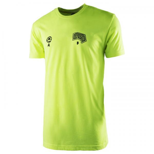 The18's Men's Soccer Steps T-Shirt