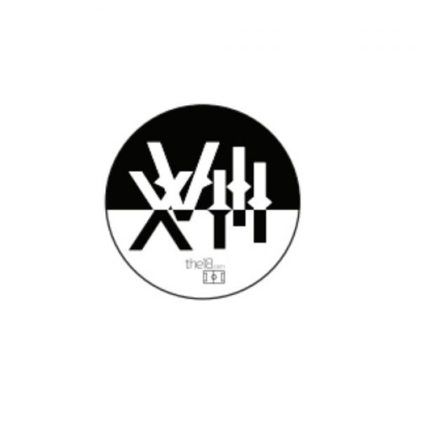 "The18 ""XVIII"" Sticker"