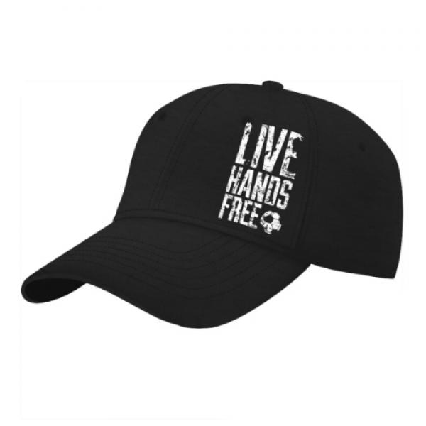 Live Hands Free Soccer Hat