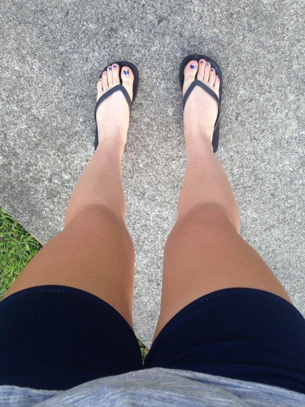 Ugly Soccer Tan Lines