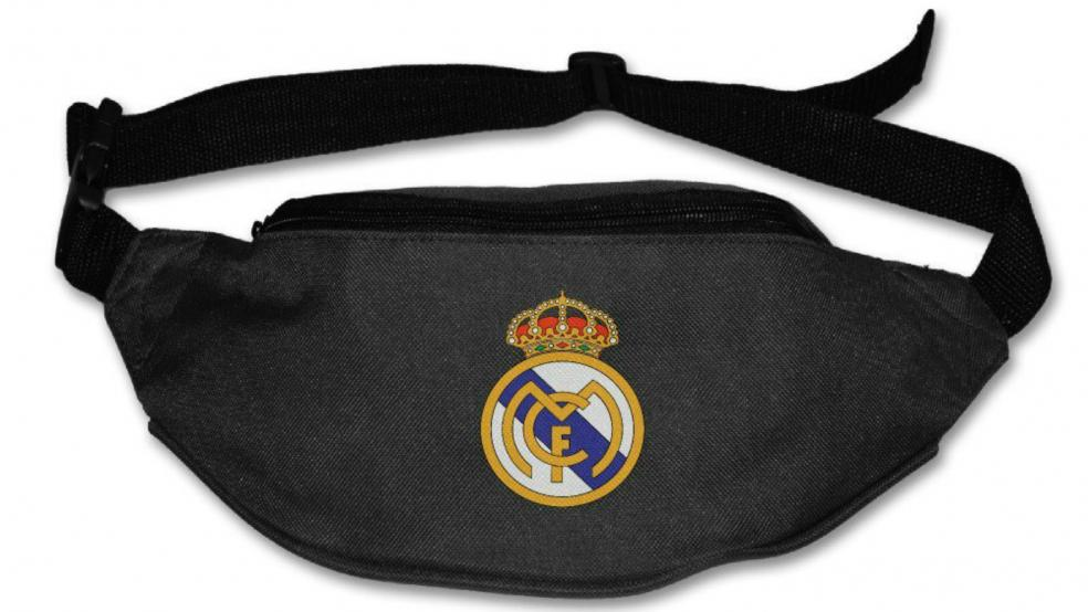 "Best Soccer Gifts: Real Madrid Fanny Pack ""For Her"""
