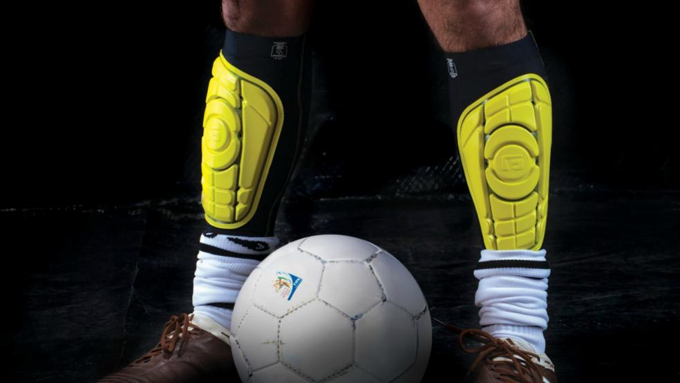 Best Soccer Gifts: G-Form Pro-S Shin Guards