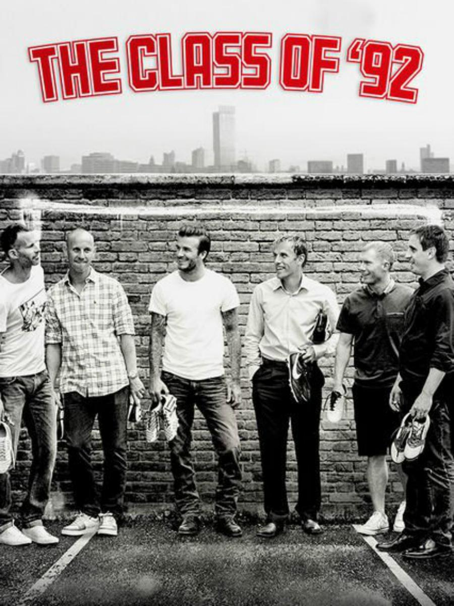 The Best Soccer Movies On Netflix: The Class of '92