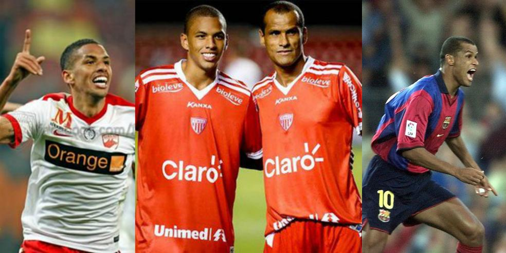 Rivaldo and Rivaldinho