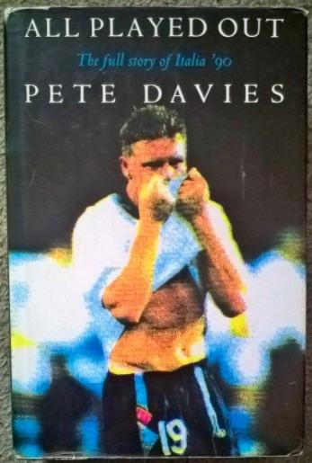 All Played Out by Pete Davies
