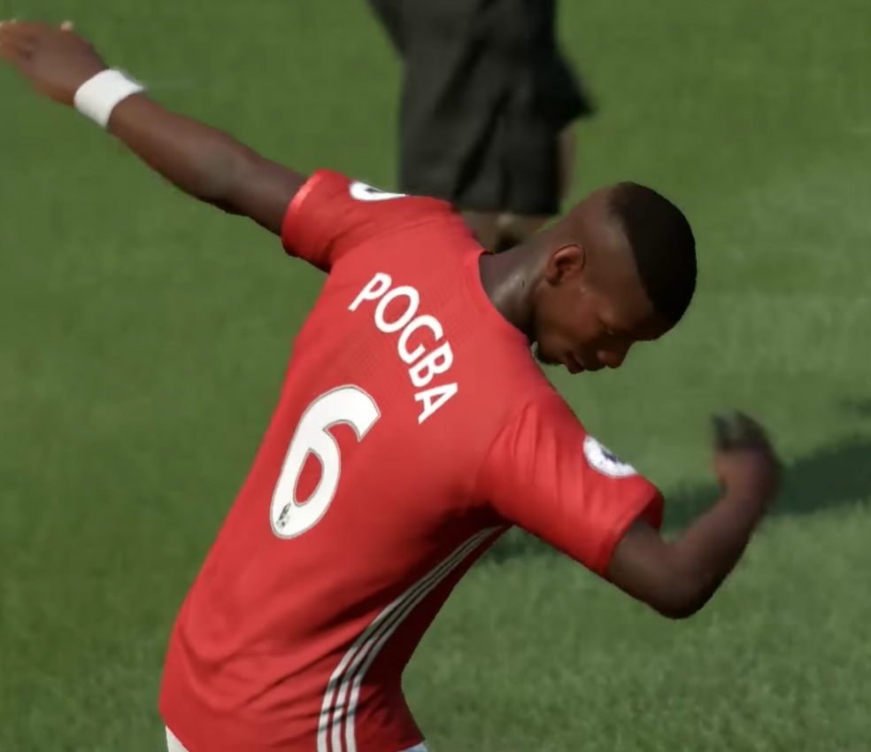 how to do long dance celebration in fifa 17