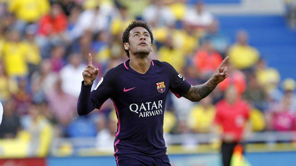 Footballers With The Most Social Media Followers - Neymar Jr