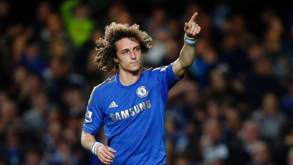 Footballers With The Most Social Media Followers - David Luiz