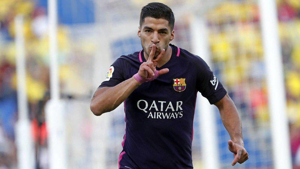 Footballers With The Most Social Media Followers - Luis Suarez