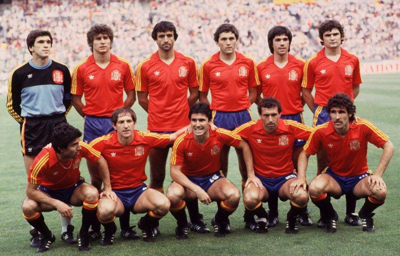 Most Miserable Fans - Spain in 1982
