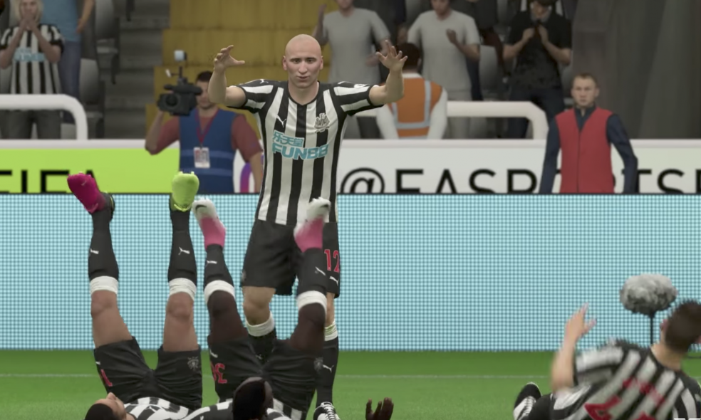 New FIFA 18 Celebrations - Hypnosis Celebration