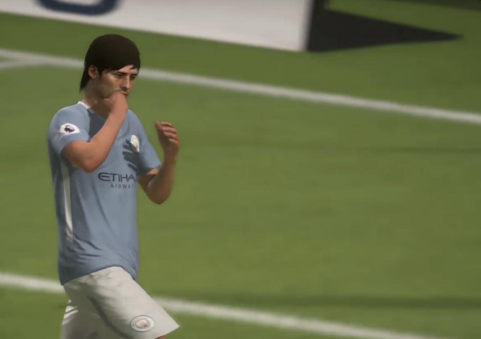 New FIFA 18 Celebrations - Kiss The Ring Celebration