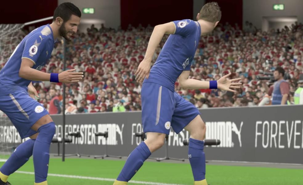 New FIFA 18 Celebrations - Mannequin Challenge Celebration