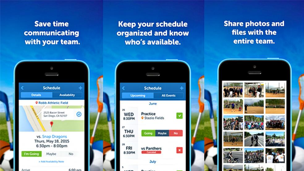 Best Soccer Gifts Online - TeamSnap App Subscription