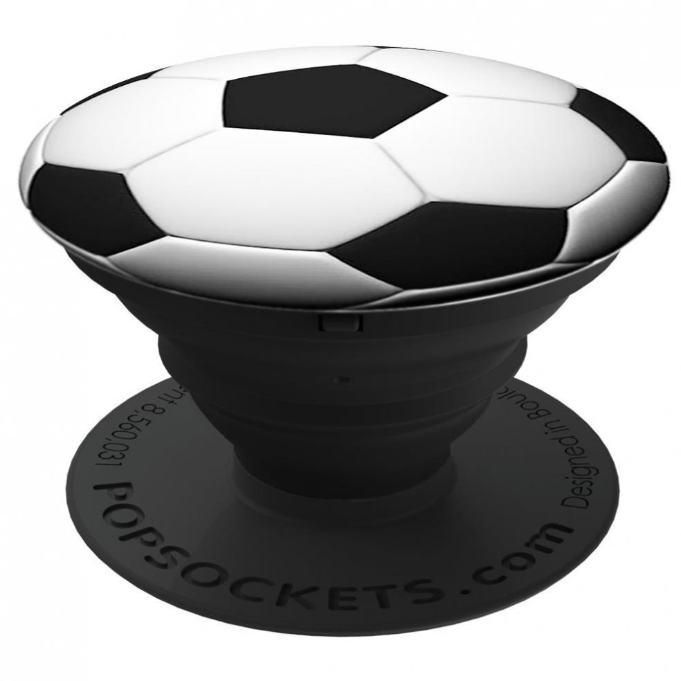 Best Soccer Gifts Online - PopSocket Phone Grip And Stand