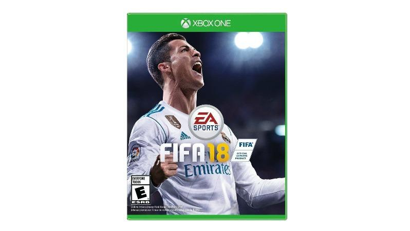 World Cup Gift: FIFA 18