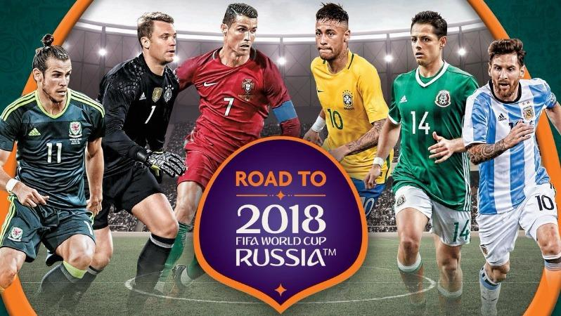World Cup Gift: Panini Stickers