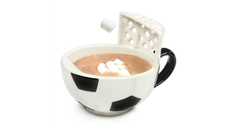 World Cup Gifts: Soccer Mug