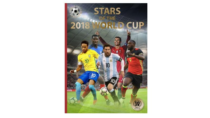 World Cup Gift: Stars of the World Cup book