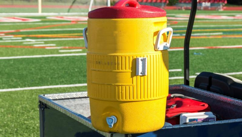 Best Soccer Gifts For Coaches - Igloo Water Jug