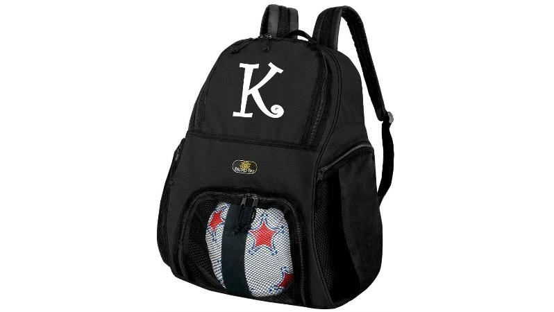 Best Soccer Gifts For Kids - Personalized Soccer Backpack