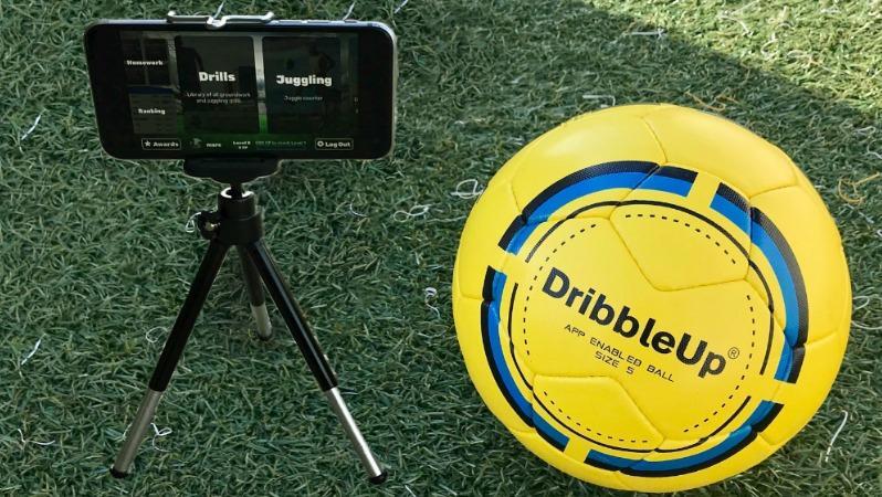 Best Soccer Gifts For Kids - DribbleUp Smart Soccer Ball
