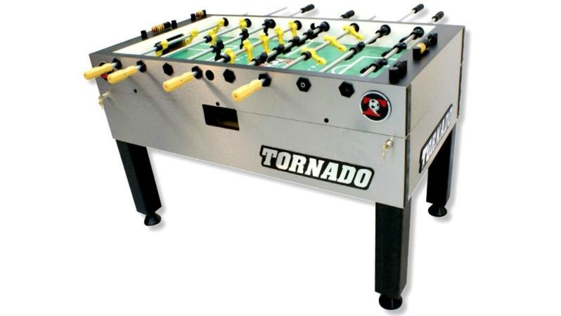 Best Soccer Gifts For Kids - Tornado Tournament 3000 Foosball Table