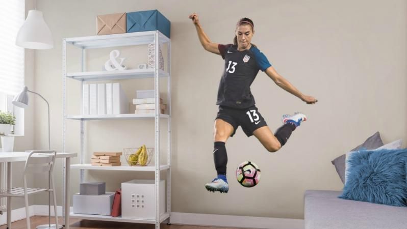 Best Soccer Gifts For Kids - Fathead Soccer Wall Decal