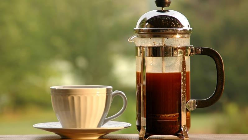 Premier League gifts - French Press Coffee Maker
