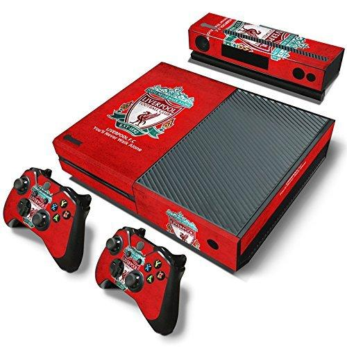 Best Gifts For Gamers - Liverpool Console Skin