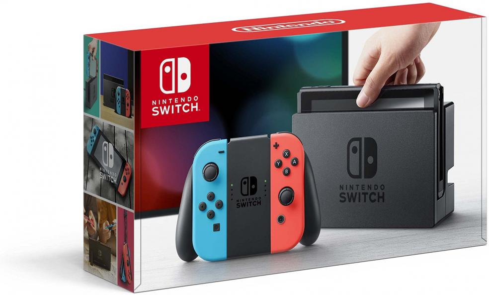 Best Gifts For Gamers - Nintendo Switch