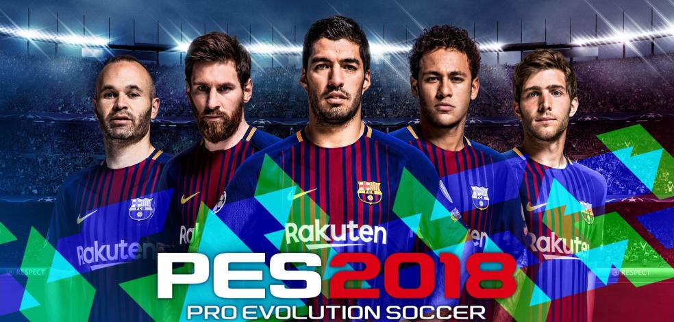 Best Gifts For Gamers - Pro Evolution Soccer 2018