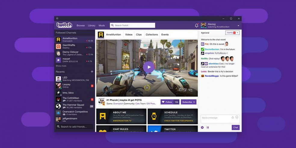 Best Gifts For Gamers - Twitch Account