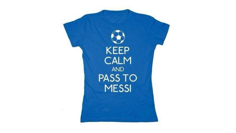 Funniest Soccer Gifts - Keep Calm shirt