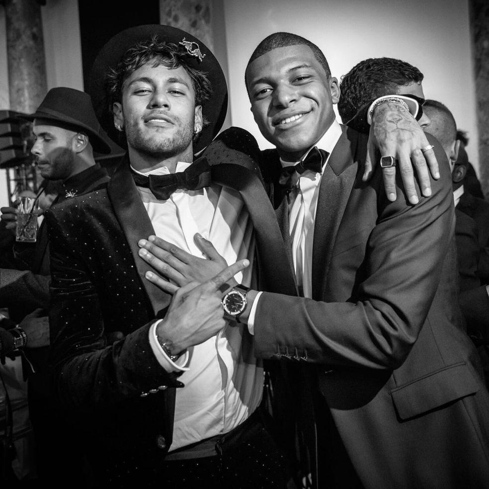 Neymar Birthday Party