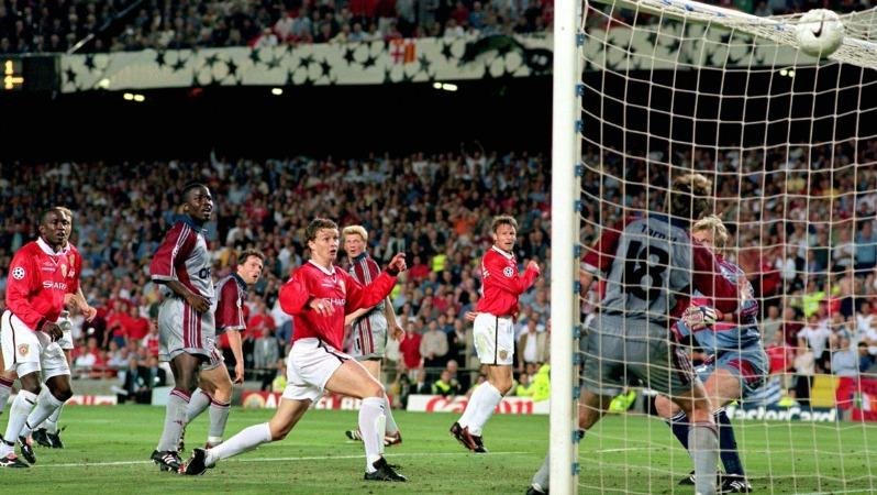 Best Champions League Games Of All Time, Manchester United vs. Bayern Munich