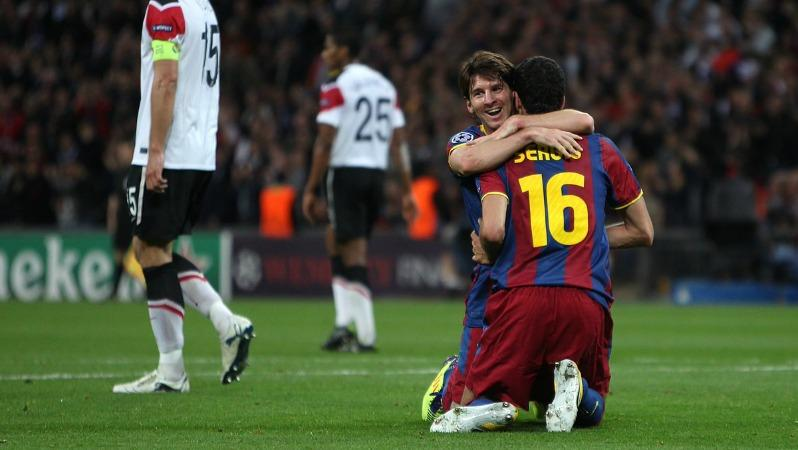 Best Champions League Games Of All Time, Barcelona vs. Manchester United