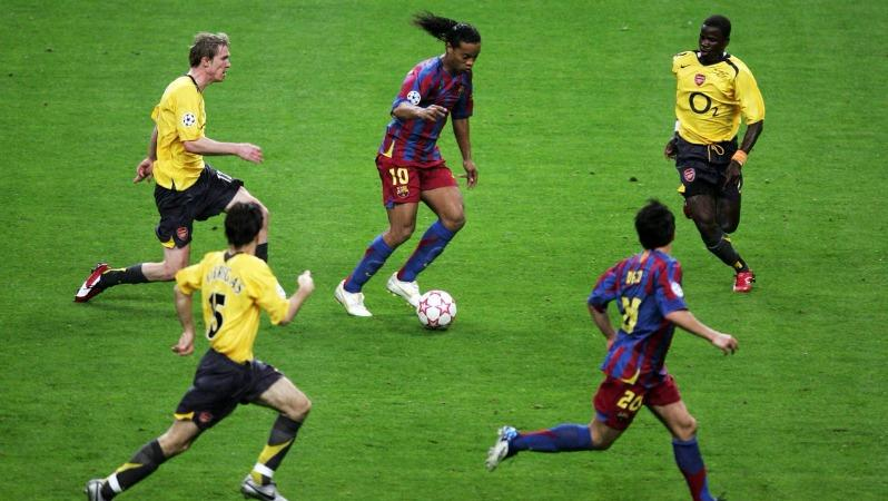 Best Champions League Games Of All Time, Barcelona vs. Arsenal