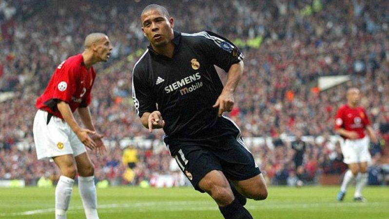 Best Champions League Games Of All Time, Manchester United vs. Real Madrid