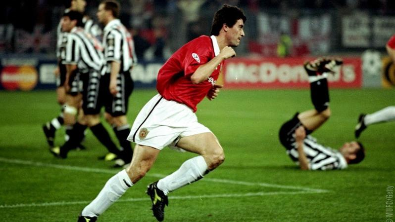 Best Champions League Games Of All Time, Juventus vs. Manchester United