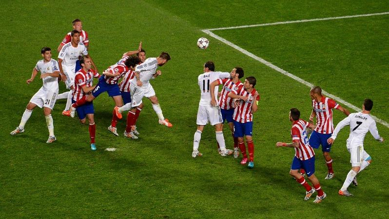 Best Champions League Games Of All Time, Real Madrid vs. Atletico Madrid