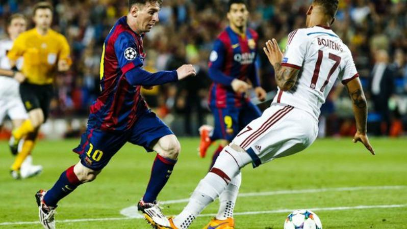 Best Champions League Games Of All Time, Barcelona vs. Bayern Munich