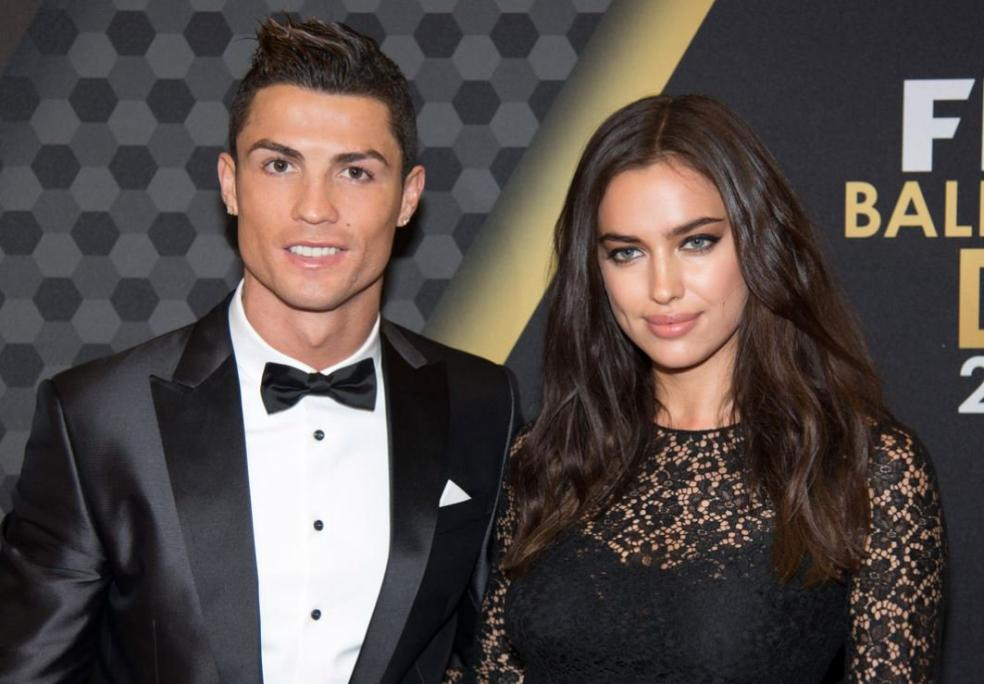 Cristiano Ronaldo Girlfriend